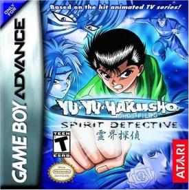 Yu-Yu-Hakusho Ghost Files