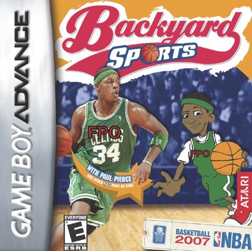 Backyard Sports Basketball