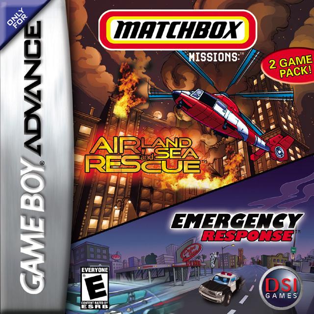 Matchbox Missions