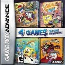 Nickelodeon Vol 1 4 Pack