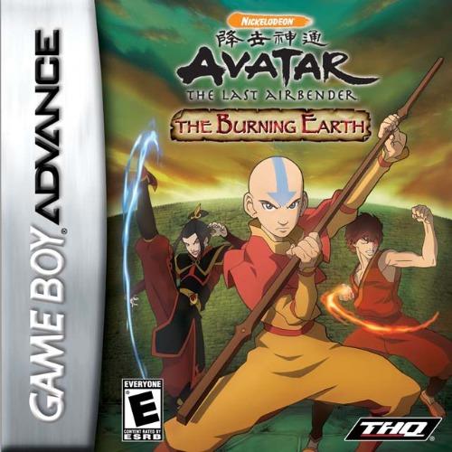 Avatar: The Burning Earth