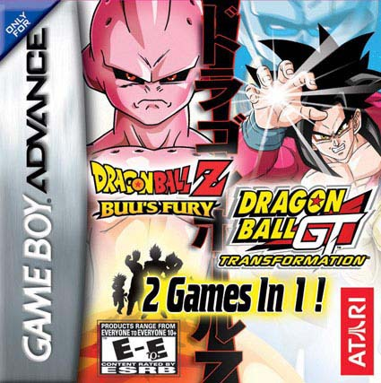 Dragonball Z: Double Pack
