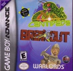 Centipede Breakout Warlords