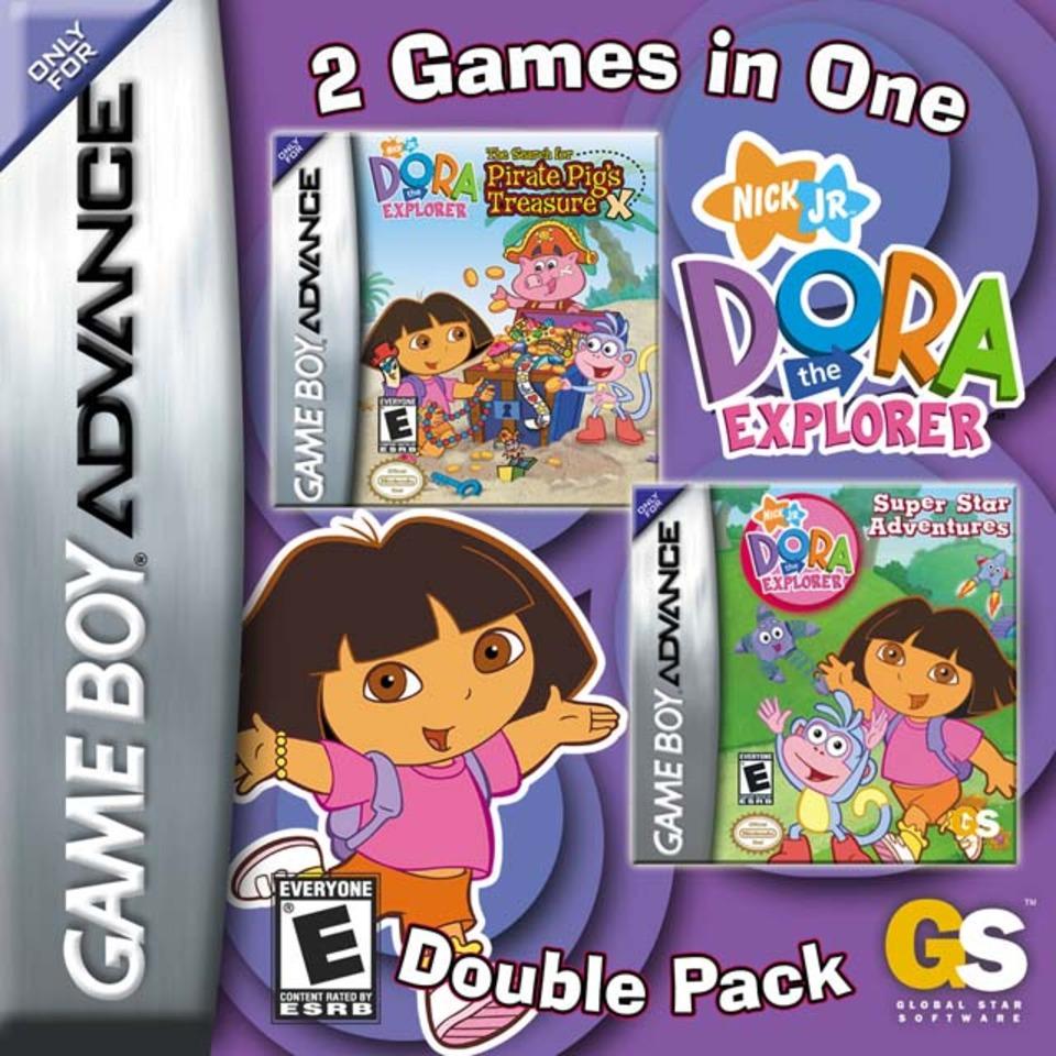 Dora the Explorer Double Pack