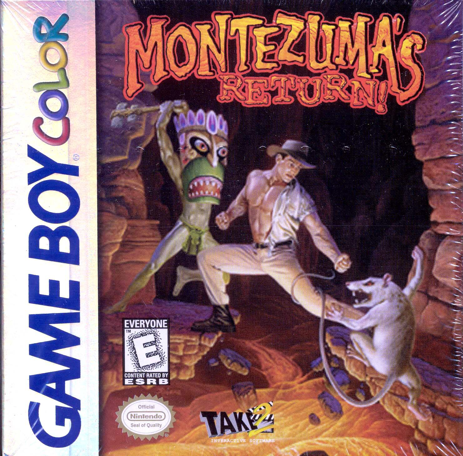 Montezumas Return