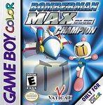 Bomberman Max Blue Champion