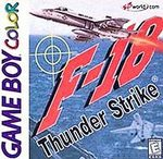 F18 Thunder Strike