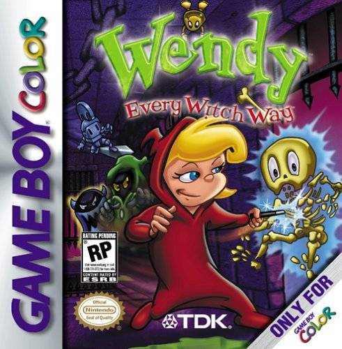 Wendy: Every Witch Way