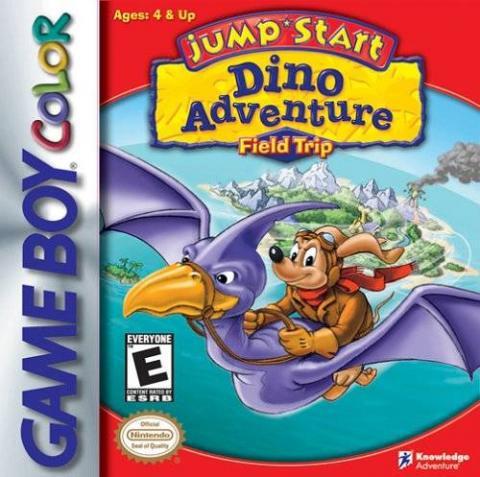 Jump Start Dino Adventure