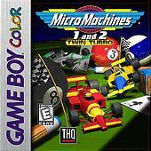 Micro Machines 1 & 2
