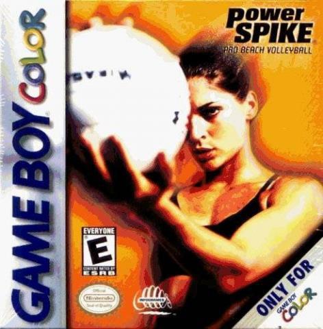 Powerspike Volleyball