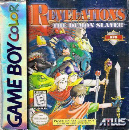 Revelations: The Demon Slayer