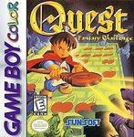 Quest Fantasy Challenge