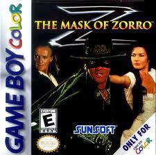Mask of Zorro, The