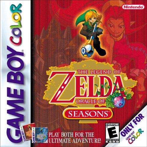 Zelda: Oracle of Seasons