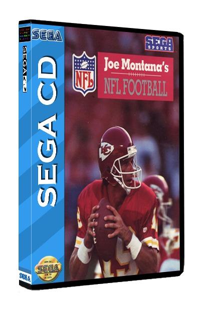 Joe Montanas NFL Football