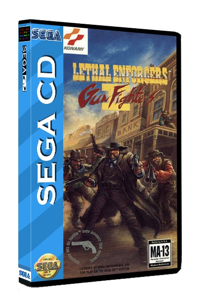 Lethal Enforcers II 2