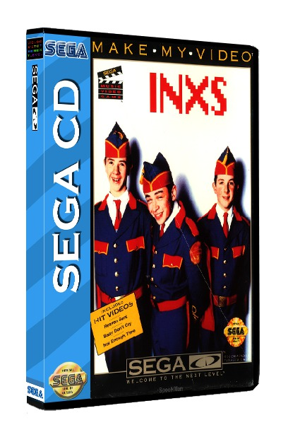 Make My Video: INXS
