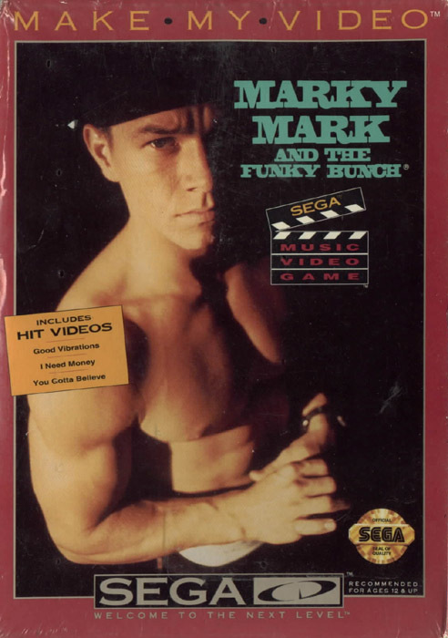Make My Video: Marky Mark and