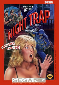 Night Trap - Not Rated Version