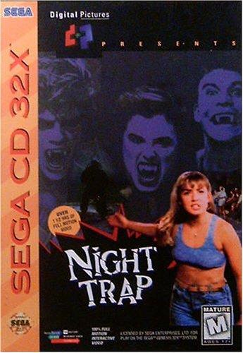 Night Trap - Mature Version
