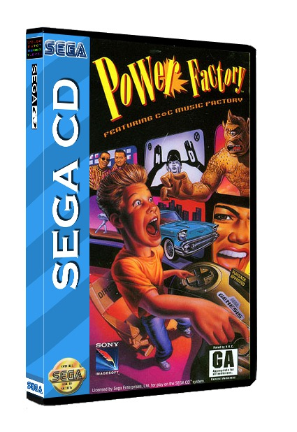 Power Factory feat. C&C Music