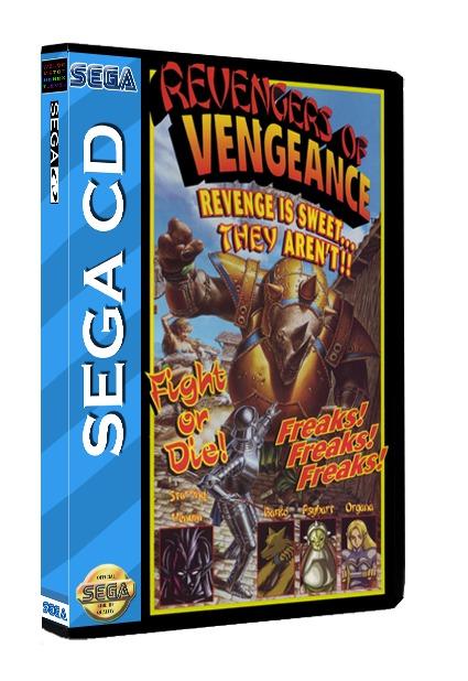 Revengers of Vengeance