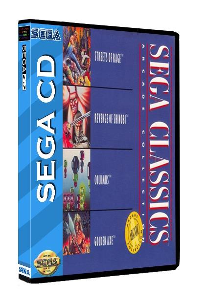 Sega Classics 4-in-1
