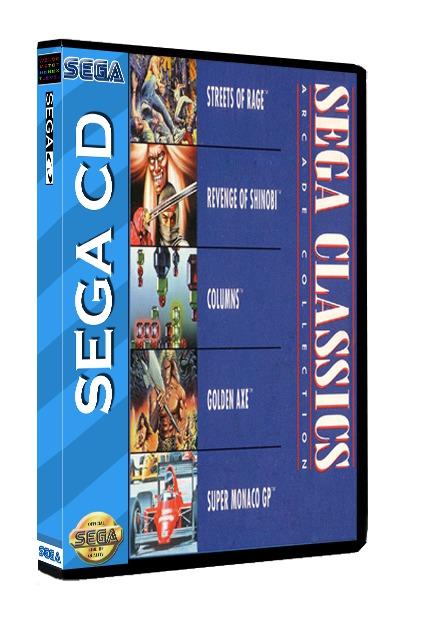 Sega Classics 5-in-1