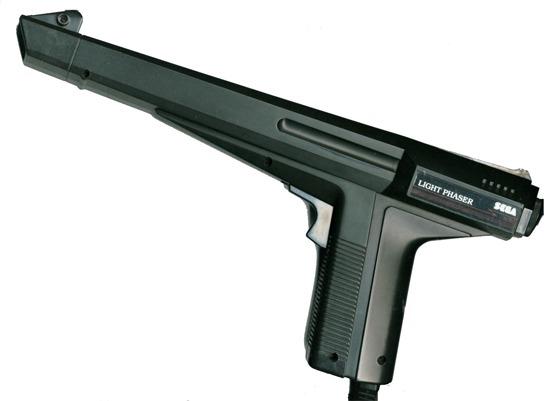 Light Phaser Gun
