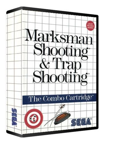 Marksman Shooting Trap