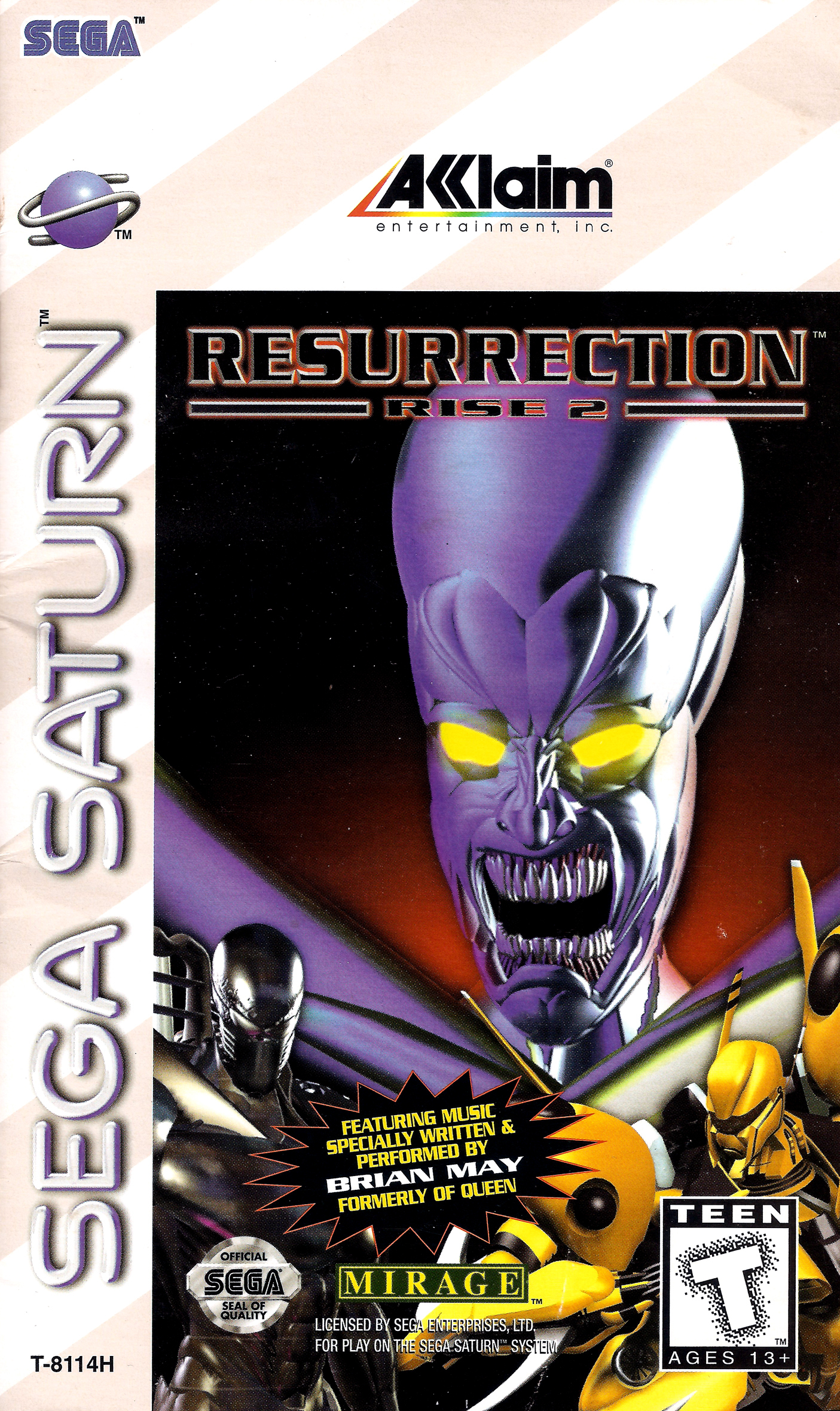 Resurrection Rise 2