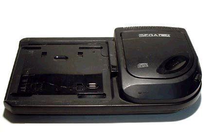 Sega CD Console MK-4102 Model