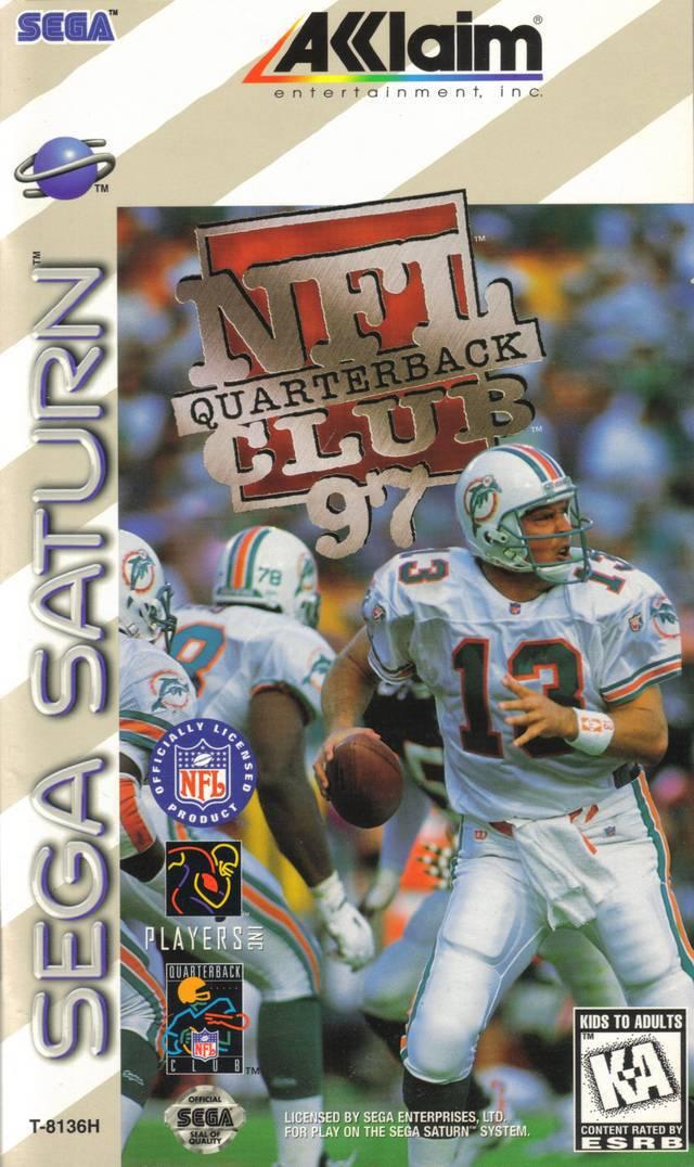 NFL Quarterback Club 97