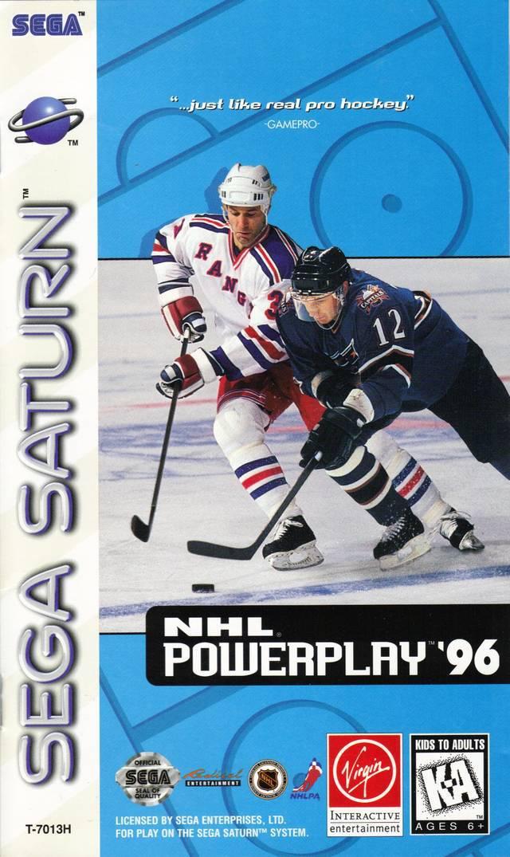 NHL Power Play 96
