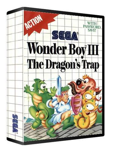 Wonder Boy III 3