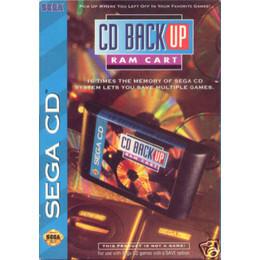 Sega CD Back Up Ram Cart