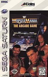 WWF Wrestlemania: Arcade Game