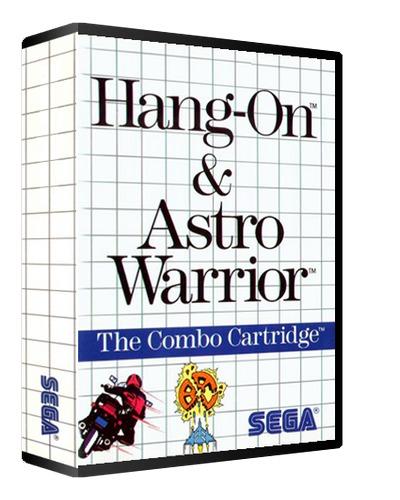 Hang On / Astro Warrior