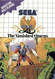 Ys: The Vanished Ones