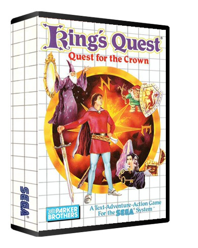 Kings Quest: Quest for Crown