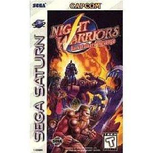 Night Warriors Darkstalkers