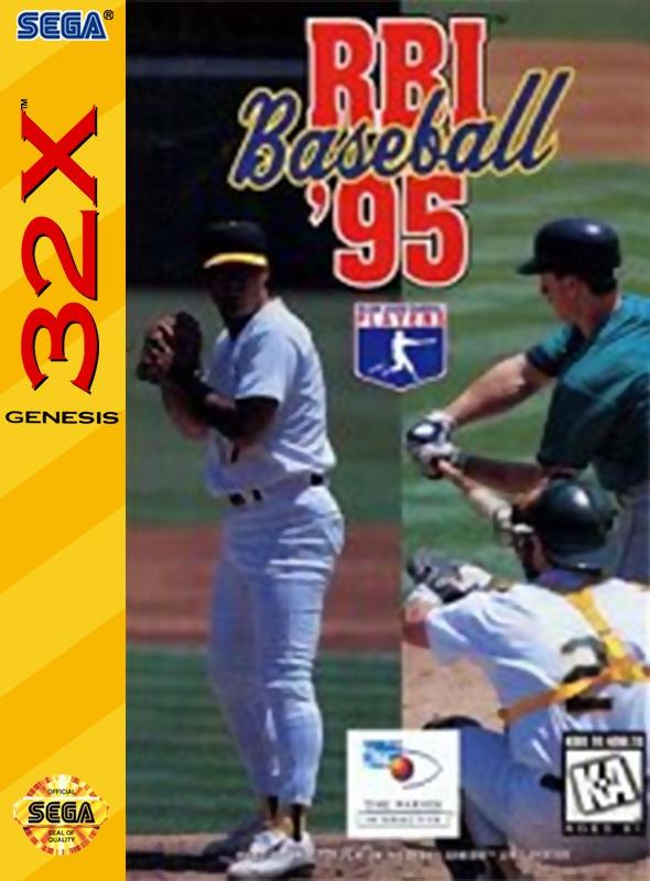 RBI Baseball 95