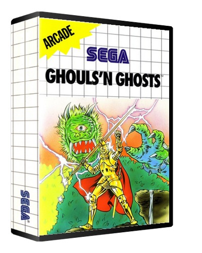 Ghouls n Ghosts