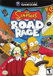 Simpsons: Road Rage