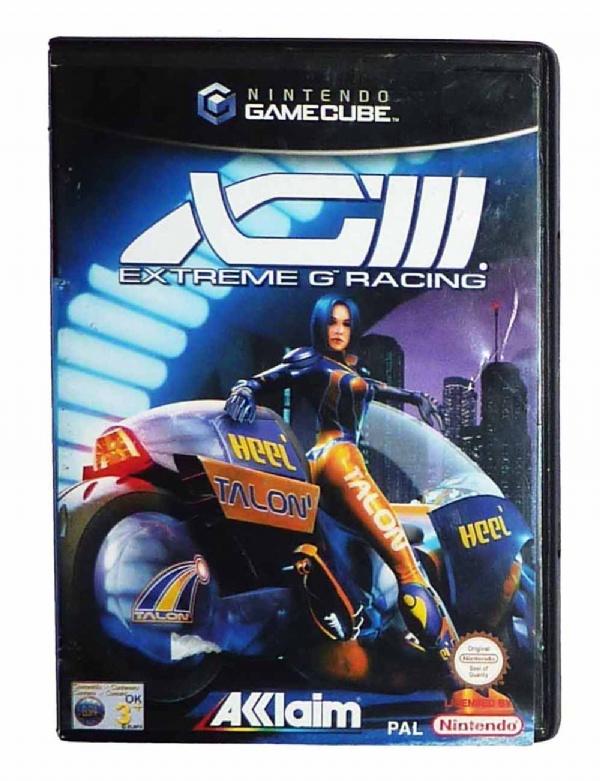 XG3: Extreme G Racing 3