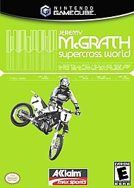 Jeremy McGrath Supercross