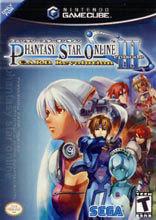 Phantasy Star Episode III CARD
