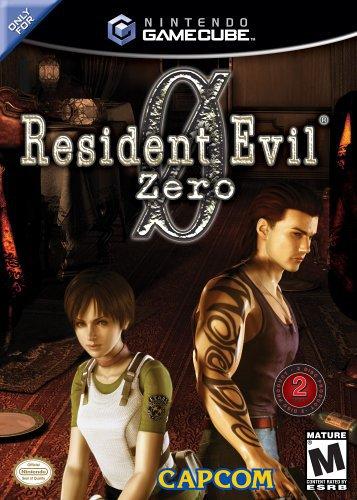Resident Evil 0 Zero