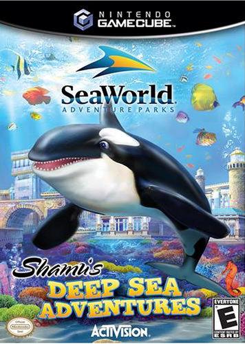 Seaworld: Shamus Deep Sea